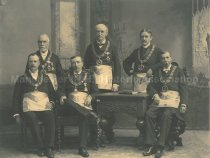 Image of Photograph of the Grand Lodge of Masons of New Hampshire - 6105