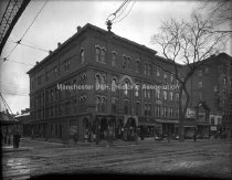 Image of View of Towne Block and Weeks Block - 77-p015-037