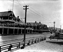 Image of Hampton Beach Boardwalk - 80-P034-063