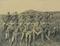 Image of Battery A, First Field Artillery, N.H.N.G., 1916 - 8363