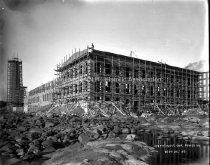 Image of Northern Division Power House Under Construction - AMCGN 0079