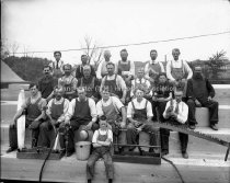 Image of Carpenters on the Coolidge Mill Project - AMCGN 0090