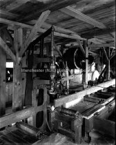 Image of Borer Machine in Planer Mill, Northern Division - AMCGN 0111