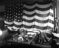 Image of Flag Making in # 11 Mill Central Division - AMCGN 0115
