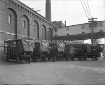 Image of Electric Trucks, Southern Division Garage - AMCGN 0417