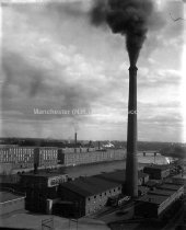 Image of Boiler House Chimney Central Division (1 P. M.) - AMCGN 0500