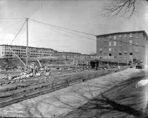 Image of # 11 Mill Extension Central Division, Under Construction - AMCGN 0601