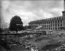 Image of # 11 Mill Extension Central Division, Under Construction - AMCGN 0660