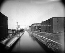 Image of Lower Canal, North of Bridge Street, - AMCGN 1078