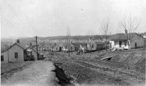 Image of Houses, West Side of Merrimack River - AMCGN 1306