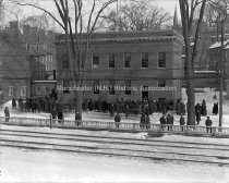 Image of Amoskeag Employment Office, Canal Street - AMCGN 1323
