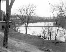 Image of Piscataquog River at Baldwin's Dam - AMCGN 1410