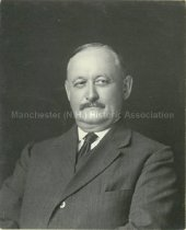 Image of Portrait of Fred D. Bullard - ATC.1457