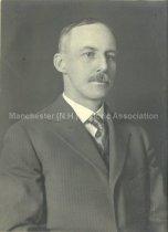 Image of Portrait of Elmer E. Hogle - ATC.1548