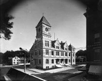 Image of Old Post Office Building, Manchester, New Hampshire - MHAGN 174