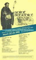 Image of Symposium Poster, Saint Anselm College, 1981 - 2014.504.018