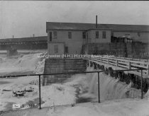 Image of Amoskeag Manufacturing Company— Gate House - PH 380