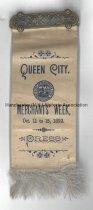 Image of Merchants' Week Press Badge, 1892 - 1973.574.003