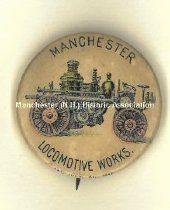 Image of Manchester Locomotive Works Button - 1975.103.018