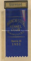 Image of Manchester Kennel Club Badge, 1951 - 1980.049.084