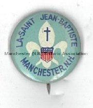 Image of La-Saint Jean-Baptiste Pin - 1981.145.077.8