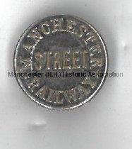 Image of Manchester Railway Street Coat Button - 1995.039.005