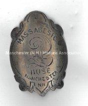 Image of Massabesic Hose Co. 2 Badge - 2016.087.001