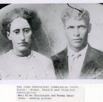 Image of Evans, Donald & Virginia D. - 5028.40