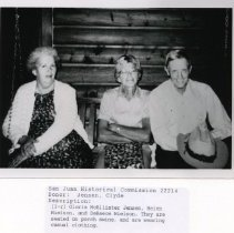 Image of Jensen, Clyde & Gloria - 5044.49