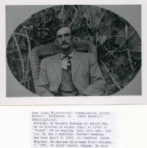 Image of Redshaw, Herbert - 5070.28
