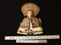 Image of Russian Imperial Court doll
