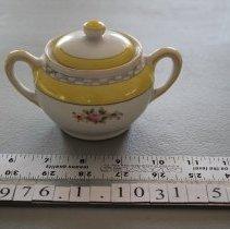 Image of Bowl, Sugar -