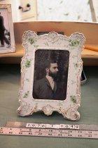 Image of Porcelain frame, Augustus VanWickle