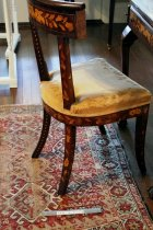 Image of Chair, Desk - 1800s