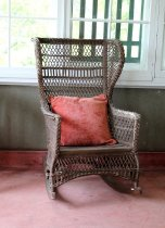 Image of Chair, Rocking -