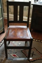 Image of Chair - 1910 ca