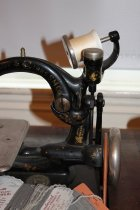Image of Sewing Machine detail