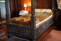 Image of Bed, Four-poster -