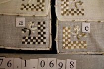 Image of Napkins, checkerboard