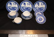 Image of Toy, Tea Set -