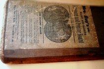 Image of Portable Ironingboard label