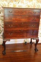 Image of Chest Of Drawers - 1730 ca