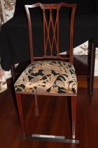 Image of Chair - 1800 ca