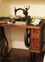 Image of Sewing Machine Console