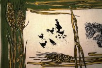 Image of Placemats, Farming scene