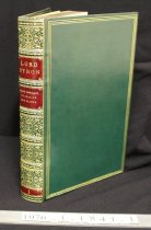 Image of POETICAL WORKS/OF/LORD BYRON./ IN EIGHT VOLUMES./ VOL. I -