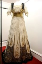 Image of Beaded Evening Dress