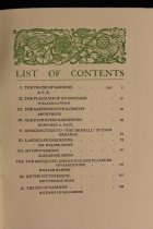 Image of LIST OF CONTENTS