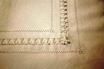 Image of Drawnwork tablecloth