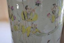 Image of vase detail